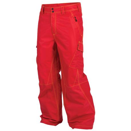 Tobe Vacso housut punainen