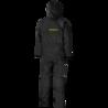 SCOTT Monosuit DS musta/keltainen 2XL